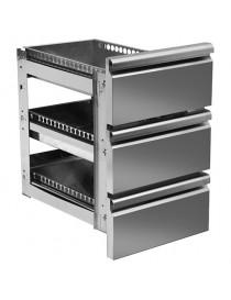 kit de tiroirs 3x 1/3 pour...
