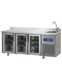 table réfrigérée 700 mm...