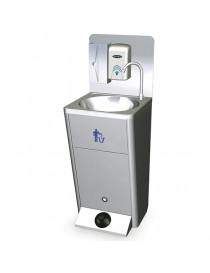 lave-mains mobile avec...