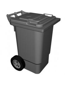 poubelle sur roues. 60 litres