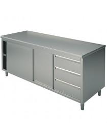 table armoire basse neutre...