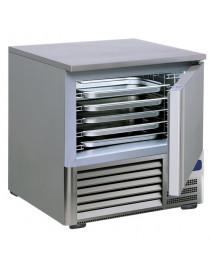 cellule de refroidissement rapide. +90°C/-18°C 20 kg/ 90 min.. 5x GN 1/1 ou 60x40