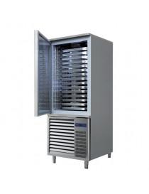 cellule de refroidissement rapide. +90°C/-18°C 30 kg/ 90 min.. 10x GN 1/1 ou 60x40